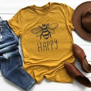 Tops - Bee happy 🐝